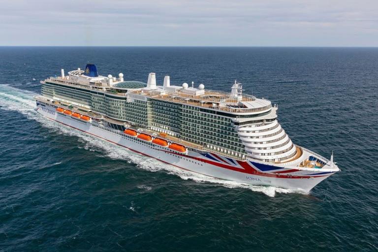 10 cruceros más grandes del mundo 6