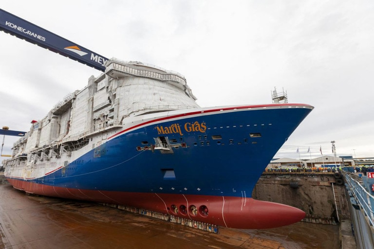 10 cruceros más grandes del mundo 9