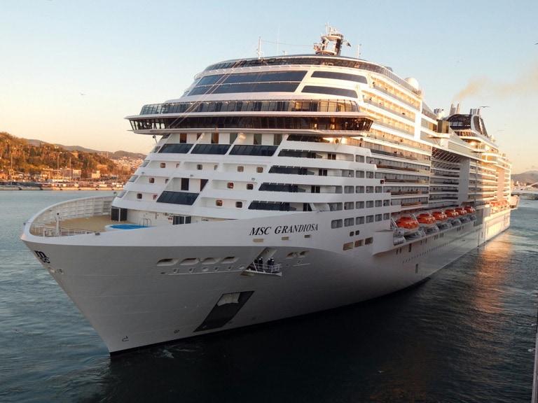 10 cruceros más grandes del mundo 8