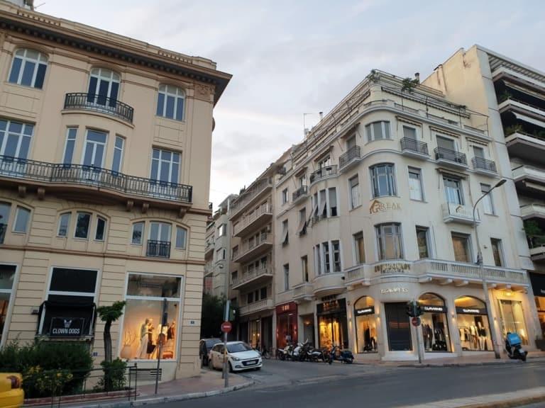 Dónde alojarse en Atenas 43