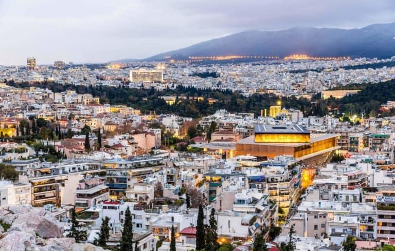 Dónde alojarse en Atenas 36