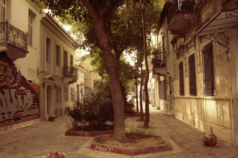 Dónde alojarse en Atenas 50