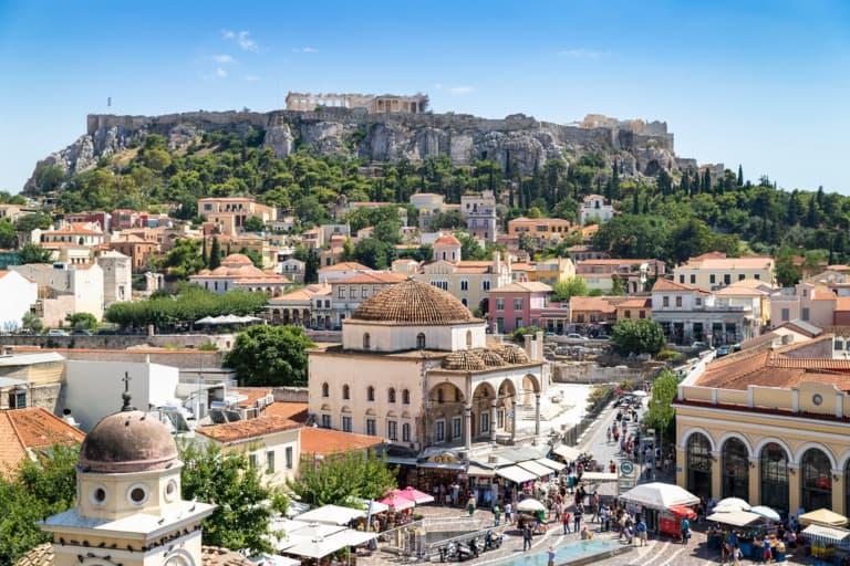 Dónde alojarse en Atenas 28