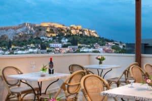 Dónde alojarse en Atenas 9