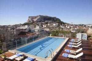 Dónde alojarse en Atenas 3