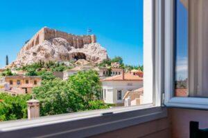 Dónde alojarse en Atenas 10