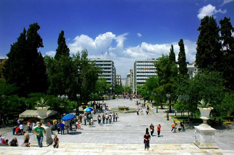Dónde alojarse en Atenas 12