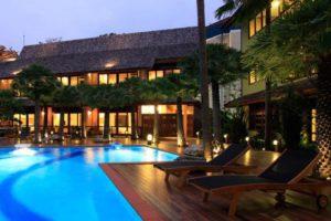 Dónde alojarse en Chiang Mai 37