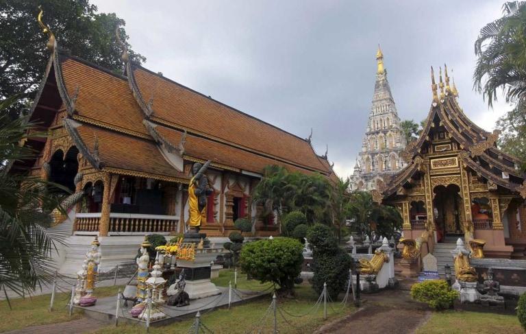 Dónde alojarse en Chiang Mai 2