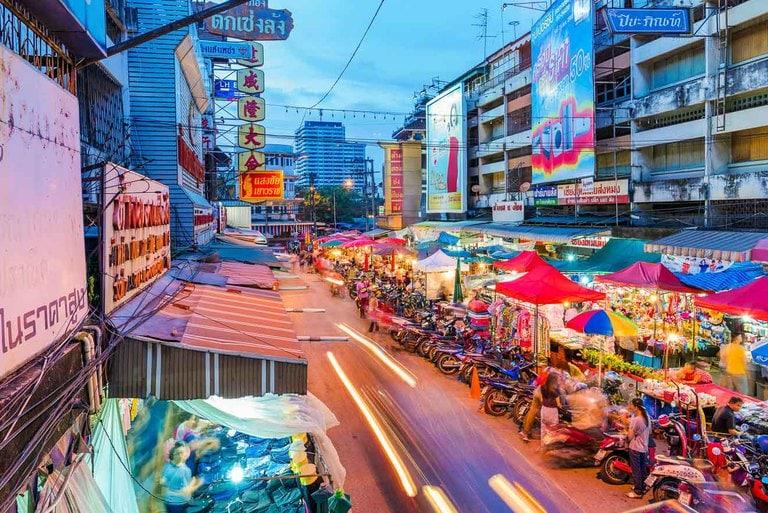Dónde alojarse en Chiang Mai 9