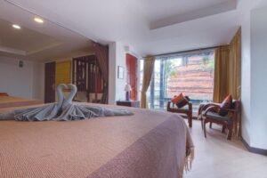 Dónde alojarse en Chiang Mai 13