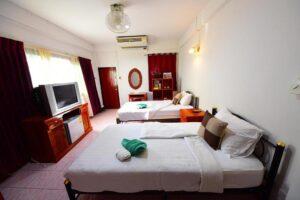 Dónde alojarse en Chiang Mai 22
