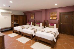 Dónde alojarse en Chiang Mai 33