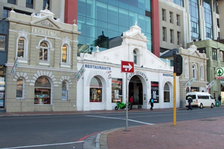 Dónde alojarse en Ciudad del Cabo 27