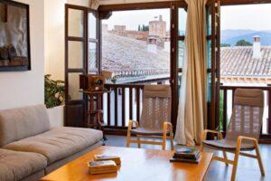 Dónde alojarse en Granada 2