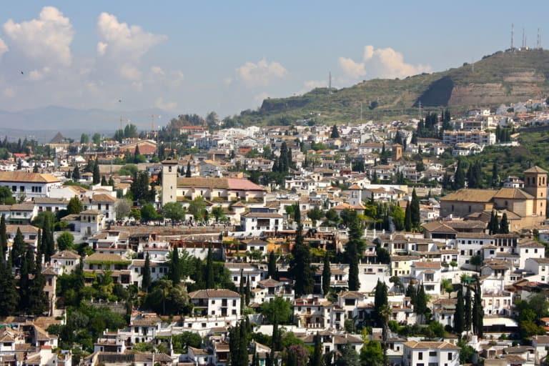 Dónde alojarse en Granada 1