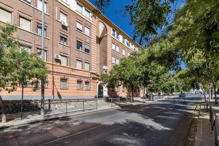 Dónde alojarse en Granada 29