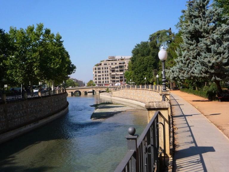 Dónde alojarse en Granada 25
