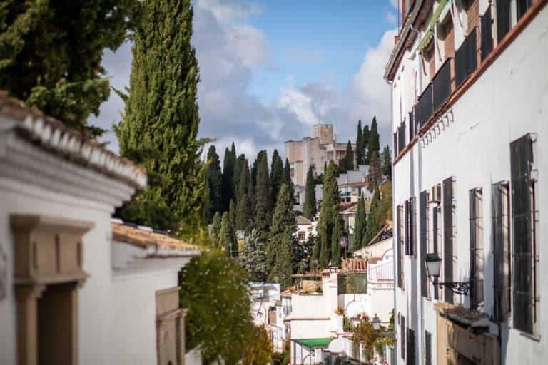 Dónde alojarse en Granada 20