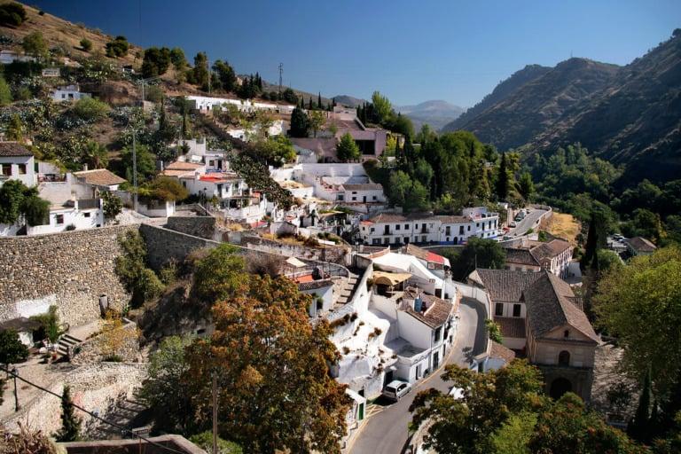 Dónde alojarse en Granada 7