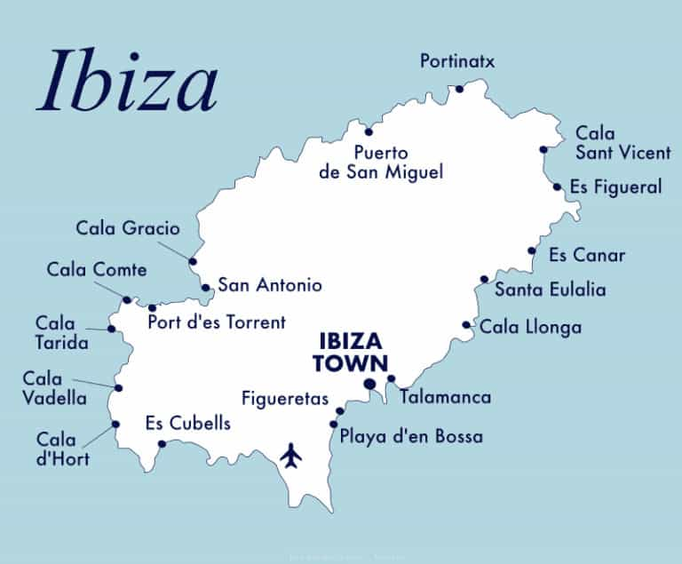 Dónde alojarse en Ibiza 9