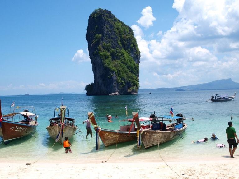 Dónde alojarse en Krabi 10