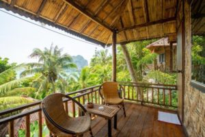 Dónde alojarse en Krabi 23