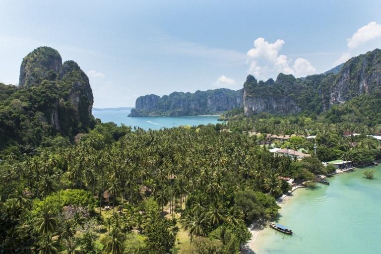Dónde alojarse en Krabi 22