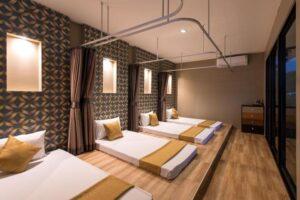 Dónde alojarse en Krabi 29