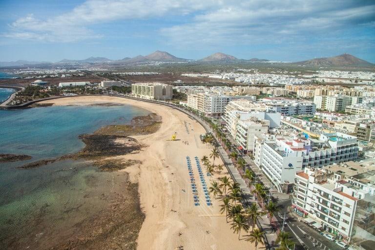 Dónde alojarse en Lanzarote 20