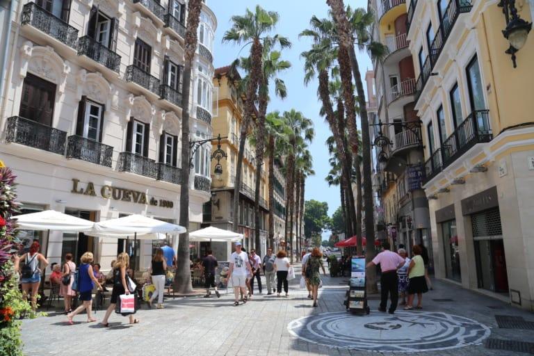 Dónde alojarse en Málaga 1