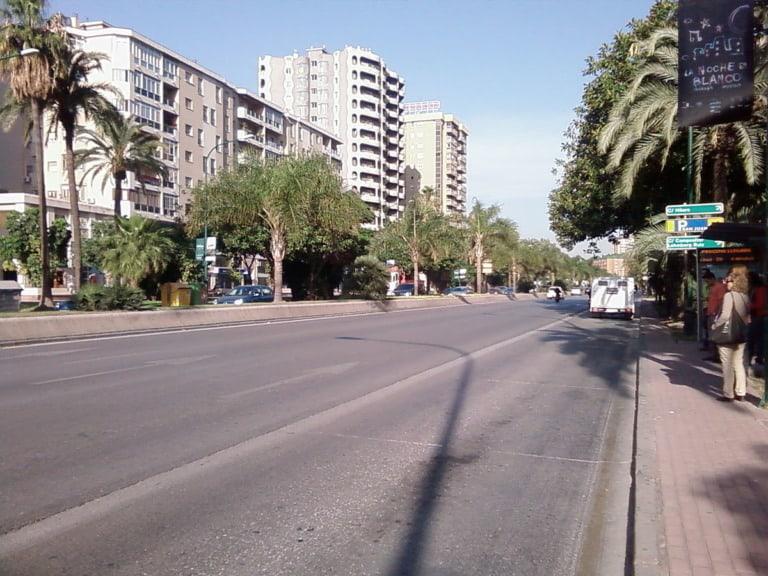 Dónde alojarse en Málaga 30