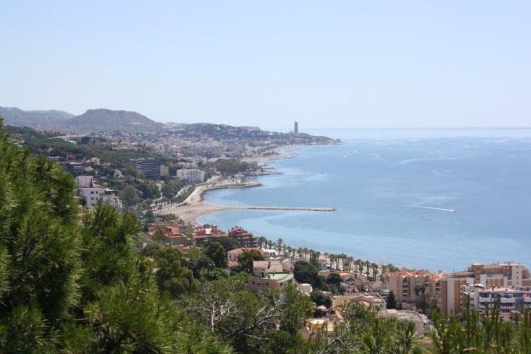 Dónde alojarse en Málaga 25
