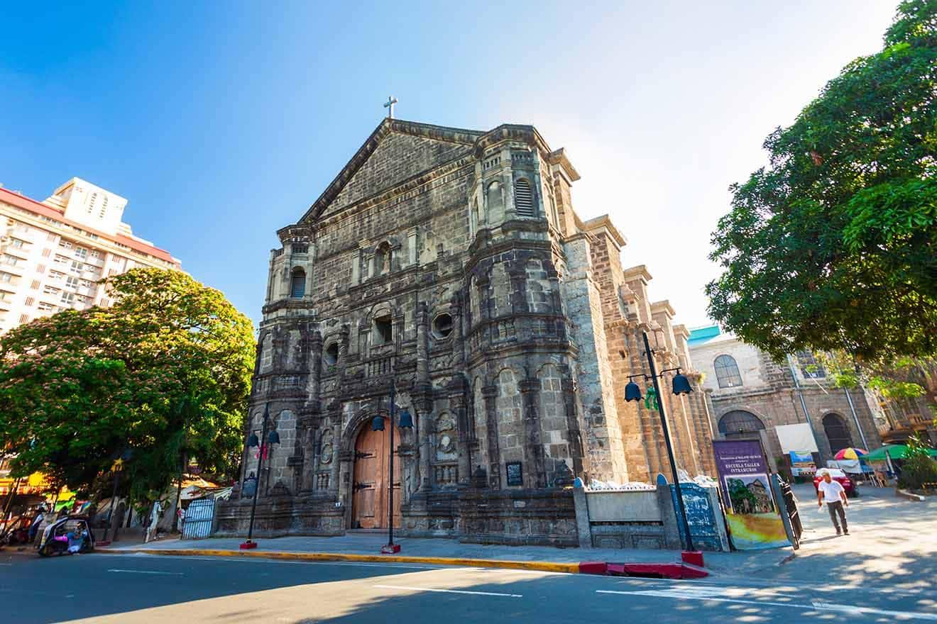 Dónde alojarse en Manila 7