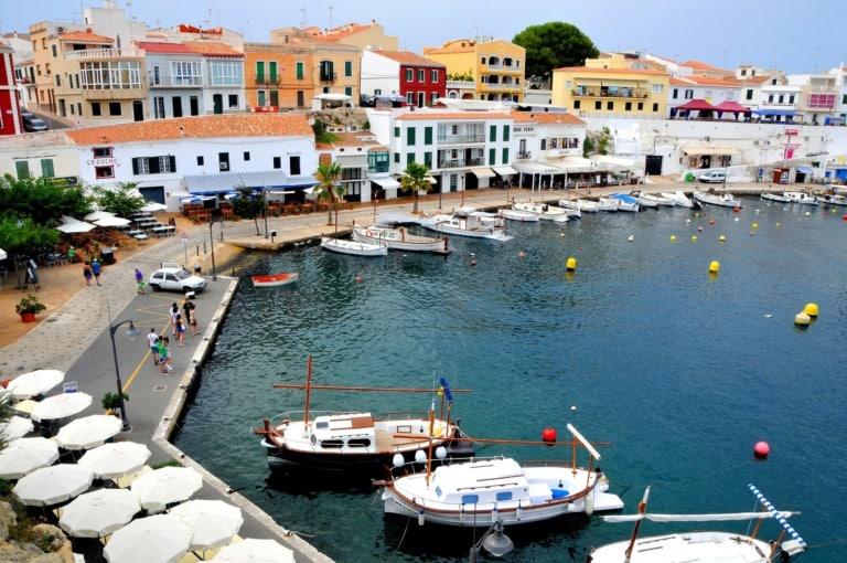 Dónde alojarse en Menorca 1