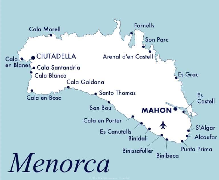 Dónde alojarse en Menorca 10
