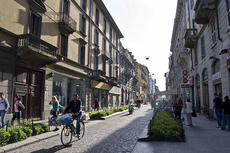 Dónde alojarse en Milán 47