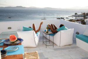 Dónde alojarse en Mykonos 26