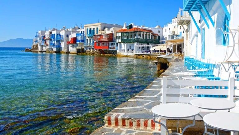 Dónde alojarse en Mykonos 29