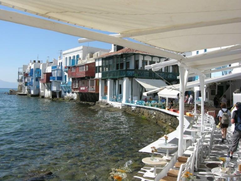 Dónde alojarse en Mykonos 6