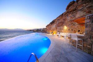 Dónde alojarse en Mykonos 13