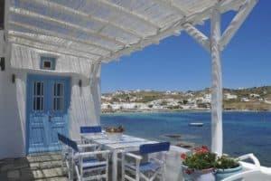 Dónde alojarse en Mykonos 19