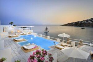 Dónde alojarse en Mykonos 16