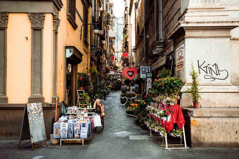 Dónde alojarse en Nápoles 22