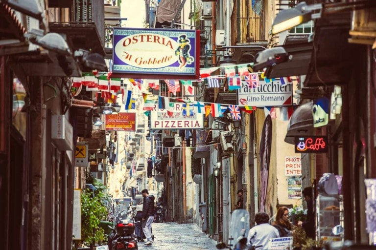 Dónde alojarse en Nápoles 14