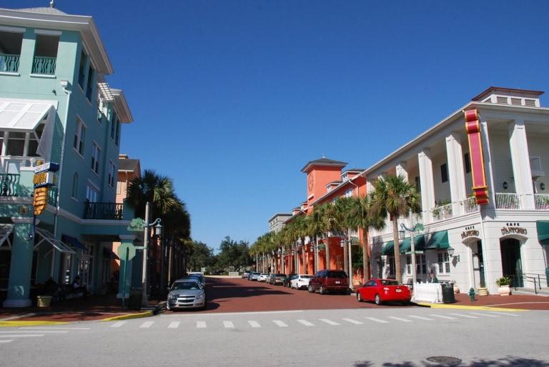 Dónde alojarse en Orlando 25