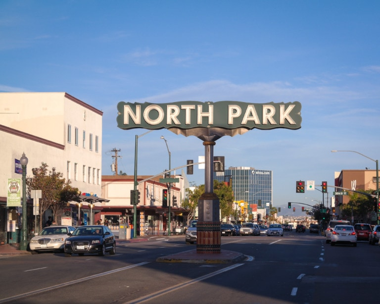 Dónde alojarse en San Diego 6