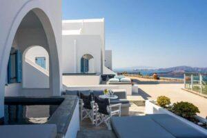 Dónde alojarse en Santorini 32
