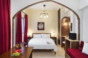 Dónde alojarse en Santorini 9