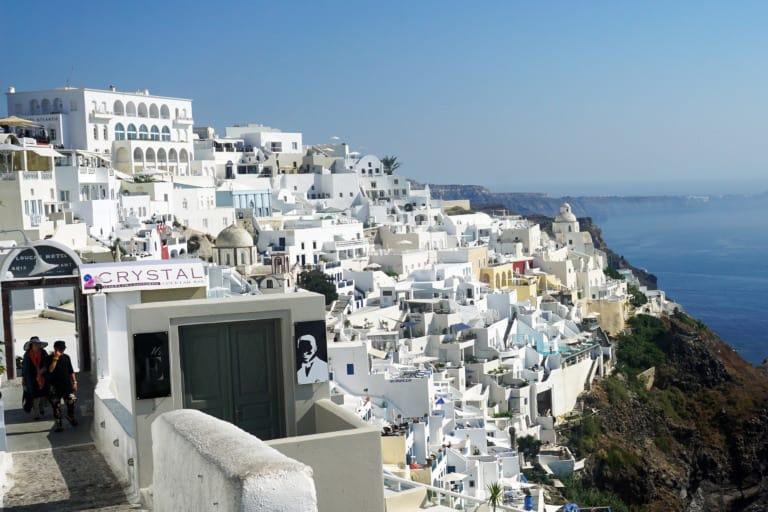 Dónde alojarse en Santorini 6